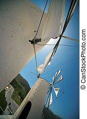 Lasithi Windmills