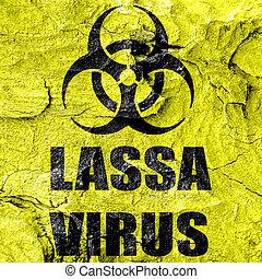 lassa, 病毒, 概念, 背景