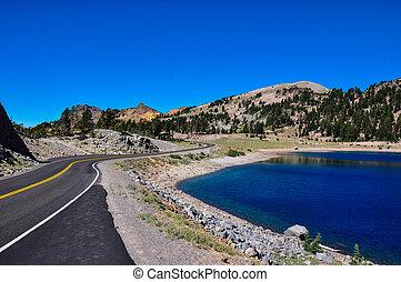 Lassen National Park, California, USA