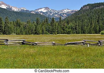 Lassen National Volcanic Park in California