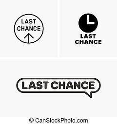 Last chance symbols