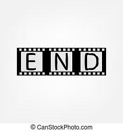 Last film frame