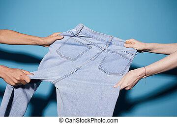 Last jeans on sale