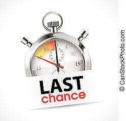 Last minute concept - stopwatch