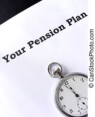 Last Minute for a Pension - Two minutes to midnight for your...