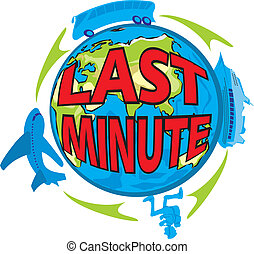 last minute - holiday - all inclusive, travel time and rest,...