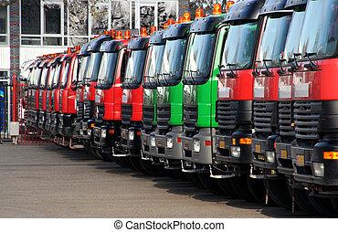 lastbiler