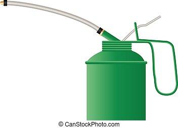 lata de aceite
