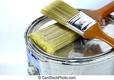 lata pintura