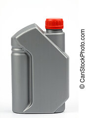 lata, plástico