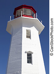 latarnia morska, kanadyjczyk