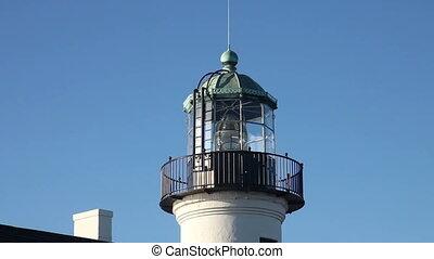 latarnia morska punkt, loma, san diego