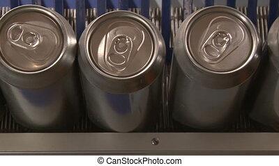 latas, fábrica