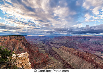 Late Afternoon Grand Canyon
