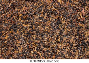 laterite brick texture