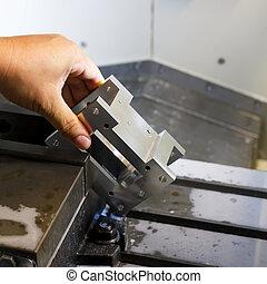 Lathe, CNC milling machine