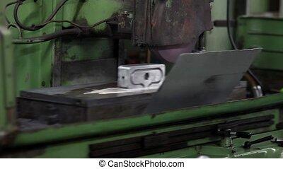 lathe factory