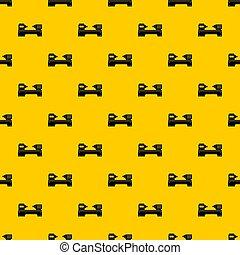 Lathe machine pattern