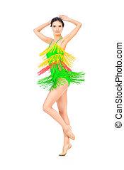 latim, dançar