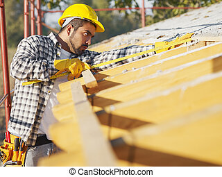 construction worker - latin american construction worker on ...