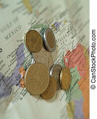 latin-amerikai, pénznem