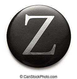 Latin letter Z
