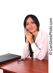 Latin secretary