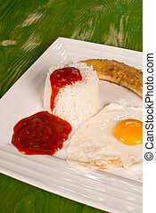 Latin staple food