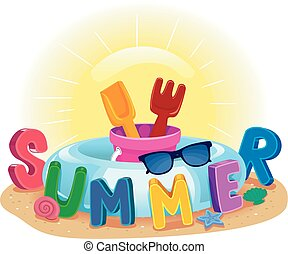 lato, elementy