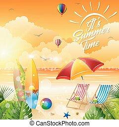 lato, jego, czas