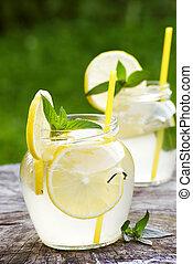 lato, napój