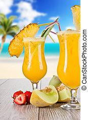 lato, pije