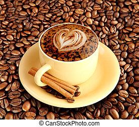 latte caffè