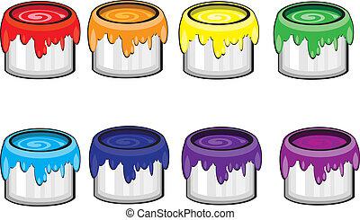 lattine vernice