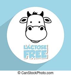 lattosio, libero