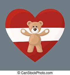 Latvian Teddy Bears