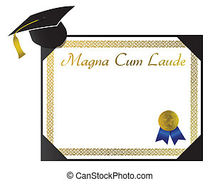 laude, magna, cum, dyplom, kolegium