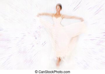 laufsteg, mode, strahlig, instagram, look., weinlese, abstrakt, defocusing, -, zoom, effekt, filter, angewandt, hintergrund, verwischen, modell