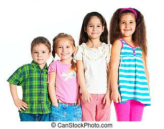 small kids