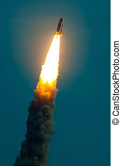 Launch of Endeavour STS134