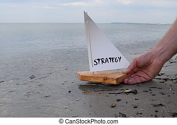 Launching the new strategy