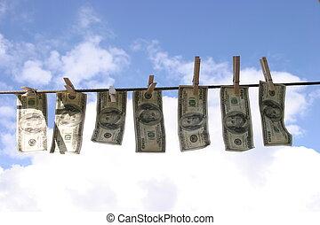 Laundered Money #2