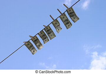 Laundered Money #3