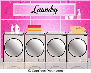 Laundry service