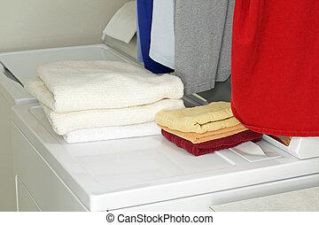 Laundry Housework
