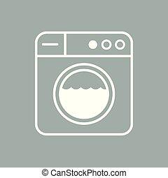 Laundry Line Art
