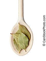 laure bay leaf seasoning food