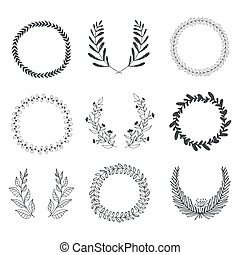 Laurels and Wreaths Collection