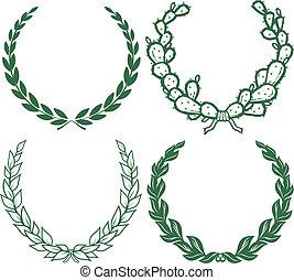 Laurels & Wreaths