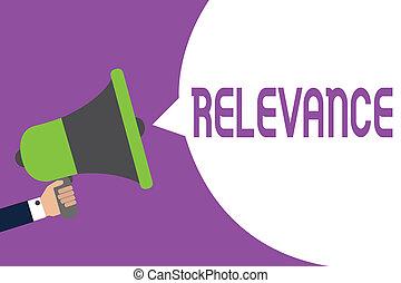 lautsprecher, informationen, begriff, wort, nah, geschaeftswelt, wesen, text, wichtig, schreibende, passend, loud., vortrag halten , besitz, relevance., verbunden, nachricht, megaphon, blase, sprechen, mann